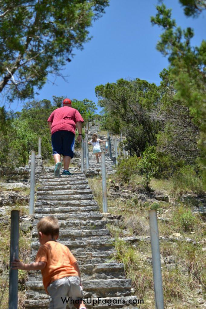 Mount Baldy Prayer Mountain hike wimberely