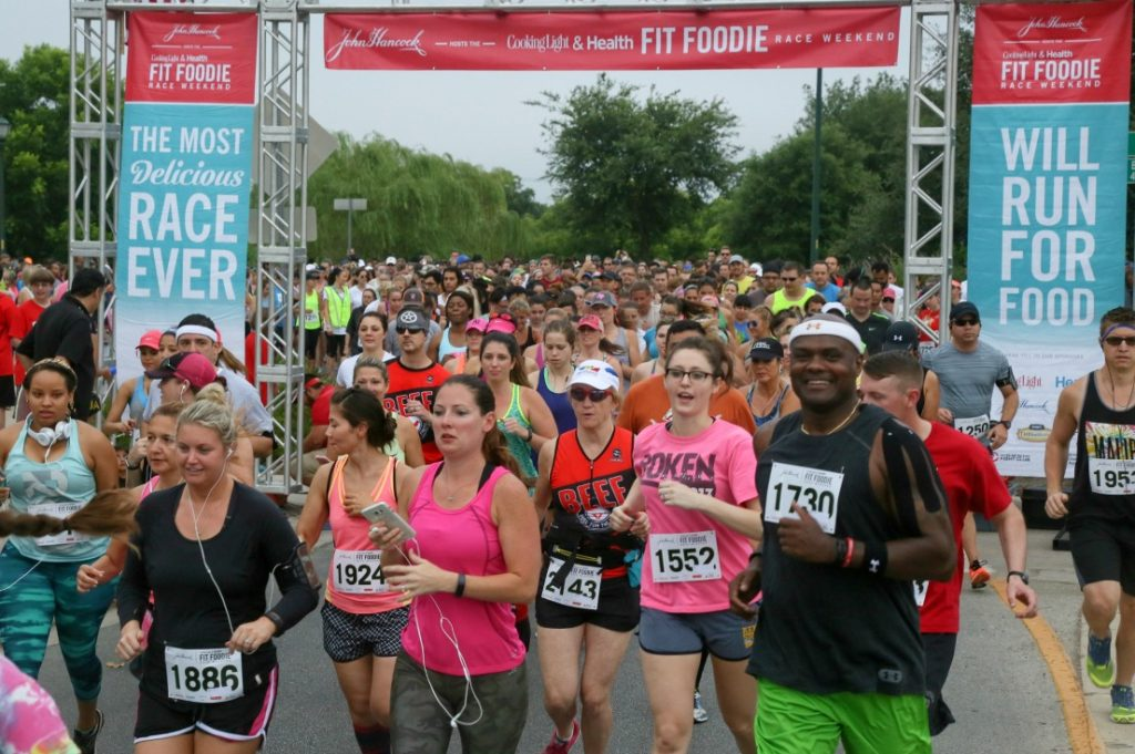 john hancock fit foodie race austin 2016