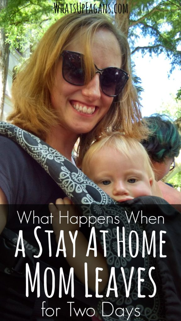 Yes! Moms need a break! This retreat sounds awesome that she went on. I wish I could get away from being a Stay at home mom for two days...