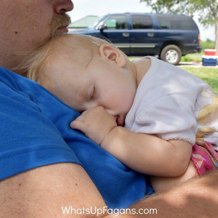 summertime baby sleep schedule