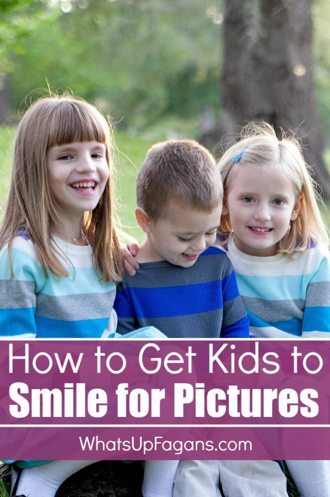 "If you want great tips on how to get children to smile for the camera that go beyond ""Say Cheese"" this is a great list!"