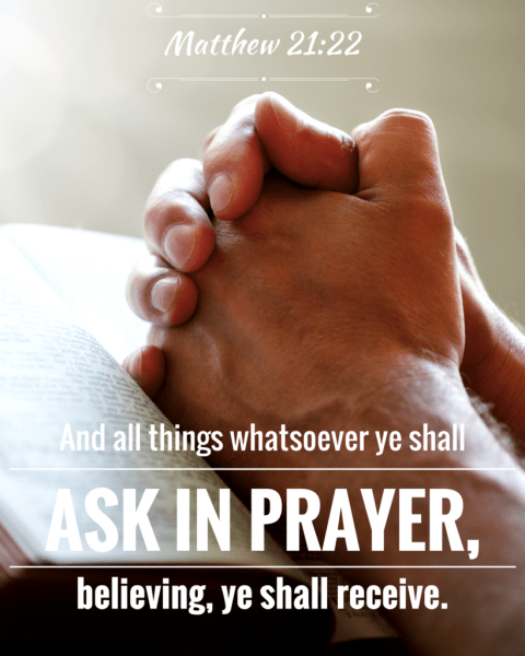 Free scripture printables - Scriptures to memorize in 2017 - Mormon LDS Scripture verses - verses to memorize - Bible scripture verses. matthew-21-22-and-all-things-whatsoever-ye-shall-ask-in-prayer-believing-ye-shall-receive