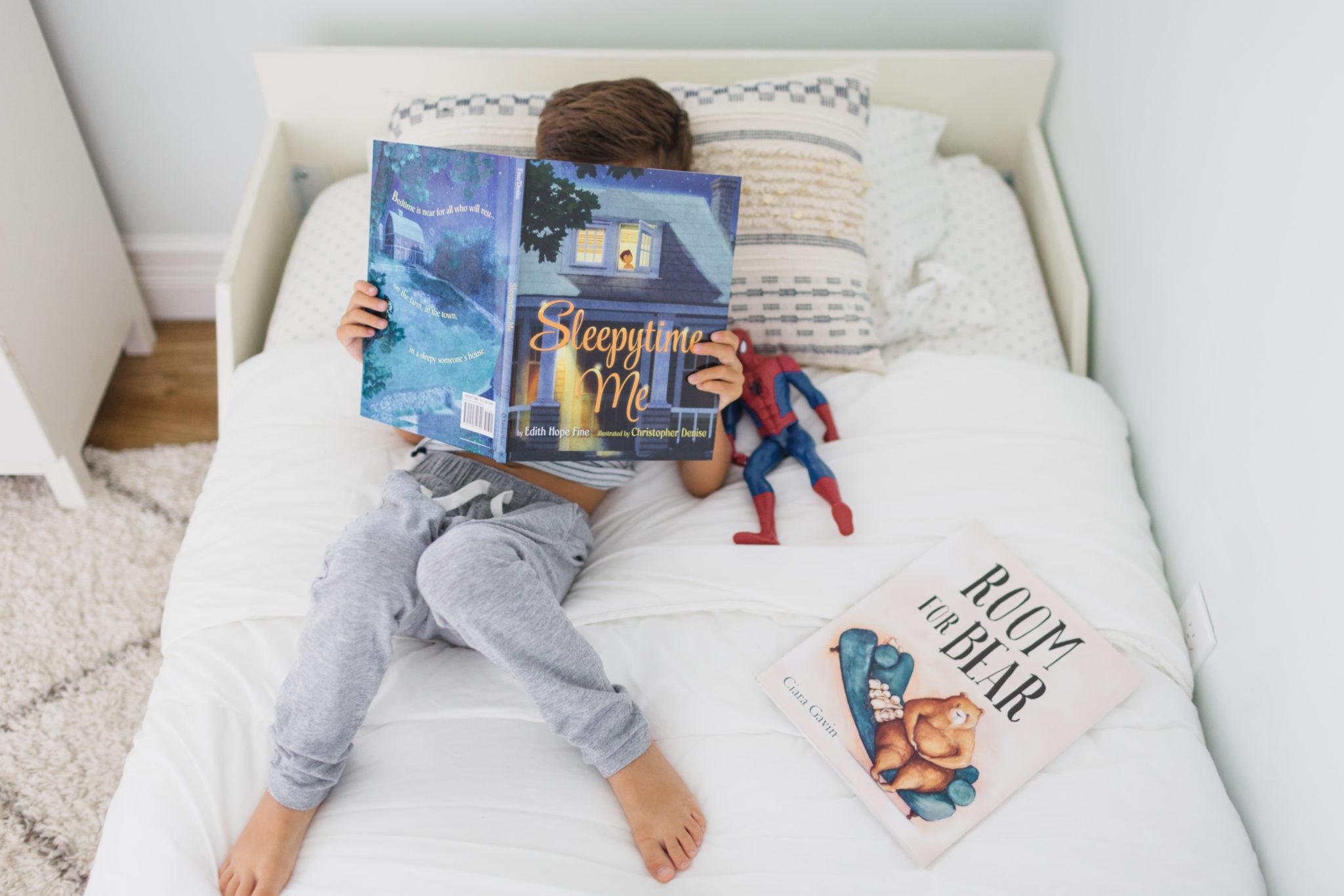 learn how to read preschooler