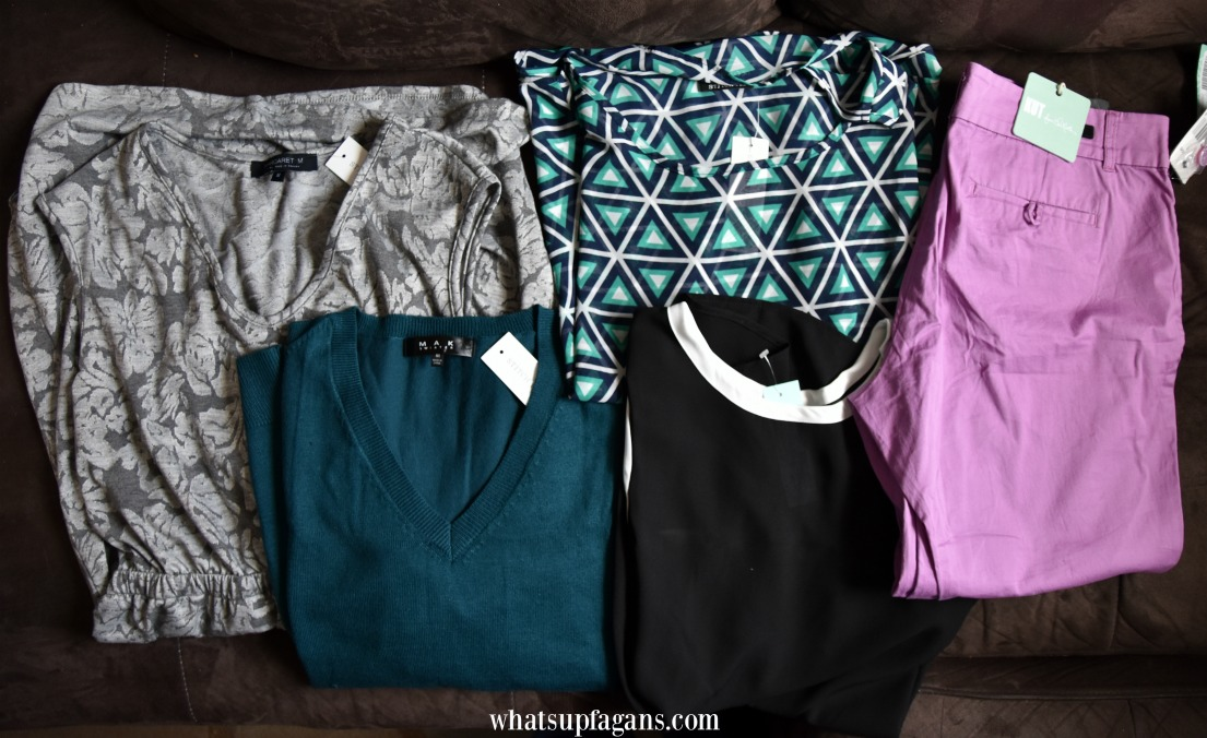 stitch fix clothing example