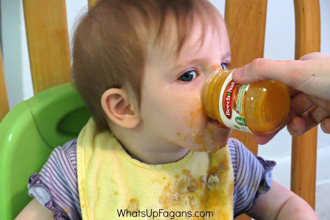 baby food essentials - feeding supplies