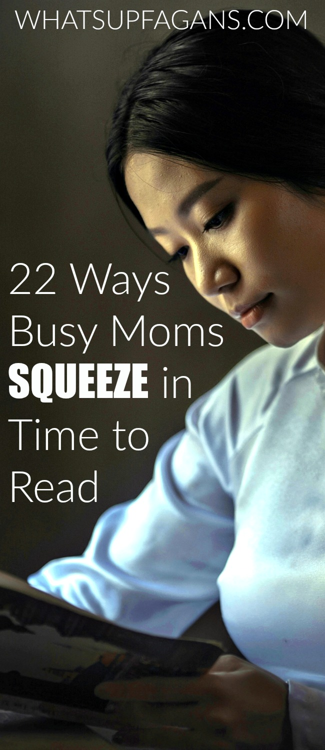 Book worm wannabes rejoice! Even busy moms can find time to read! Here are 22 ways to squeeze in time for reading books, ebooks, and audiobooks as a busy mom, working or not. | Book club | Books | Literate and Literature | bibliophile |Deseret Book Bookshelf Plus App