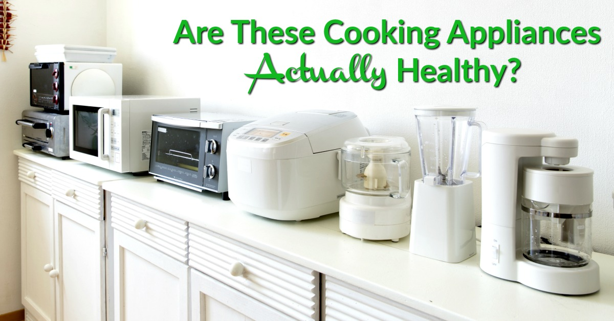 healthy cooking appliances and gadgets - review