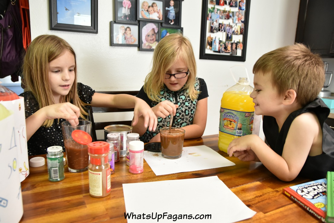 mixing potion poisons with kids tampico
