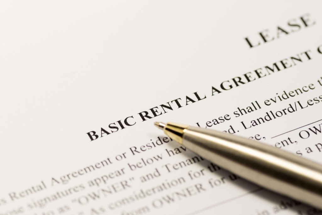 how to get full deposit back from lease contract