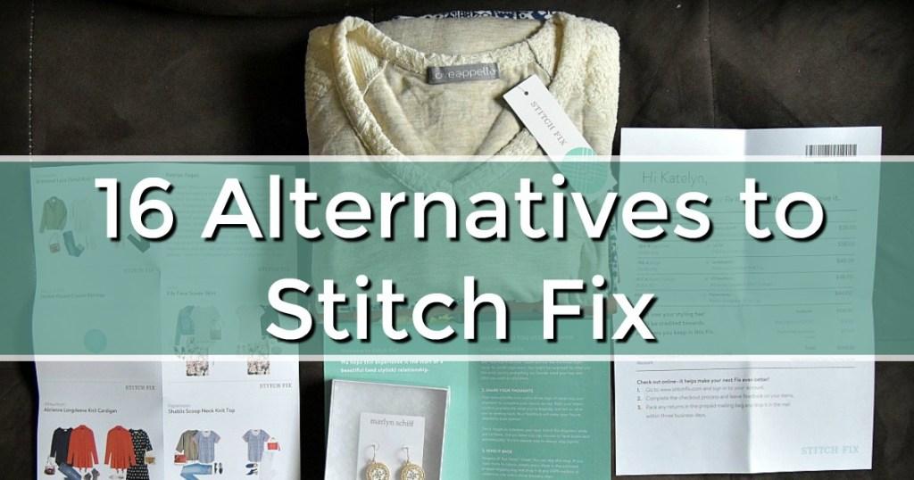 Stitch Fix Alternatives for Women, Men, Plus, and Maternity