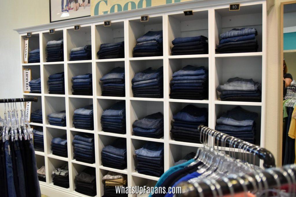 ThredUp San Marcos Store - Women Jeans