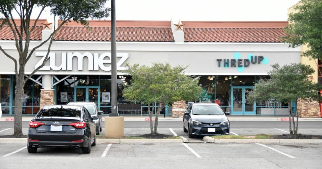ThredUp San Marcos Tanger outlet store