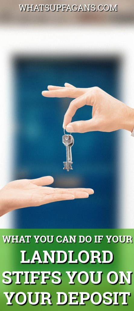 """wondering """"what do i do if my landlord won't return my deposit"""" after 30 days? Here's the answer! How to get your rental security deposit back from your landlord or apartment complex."""