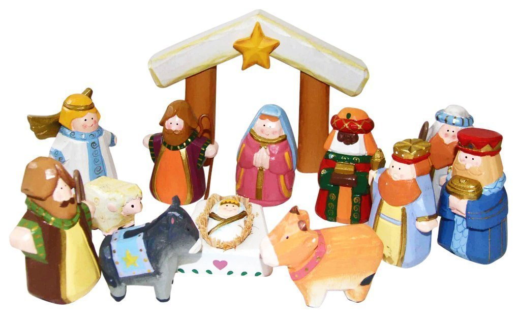 The 25 BEST Kid Nativity Sets Of 2018