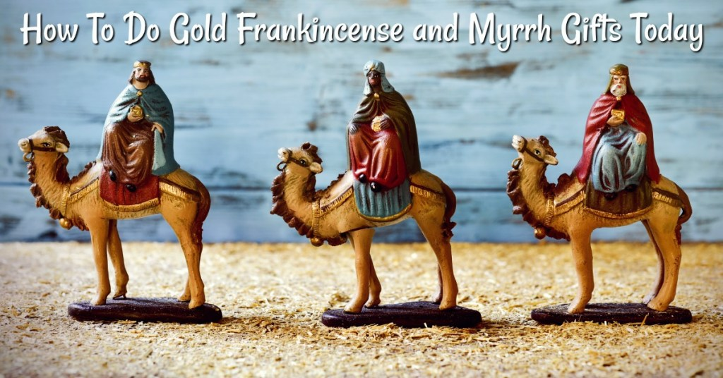 Gold Frankincense And Myrrh Christmas Gifts.2019 Gold Frankincense And Myrrh Christmas Gift Ideas