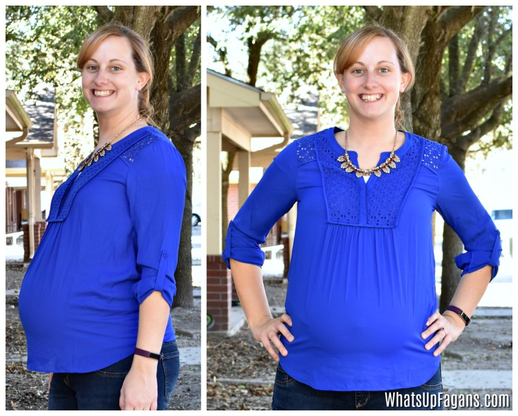 Stitch Fix Maternity - Review of Stitch Fix Maternity Clothes