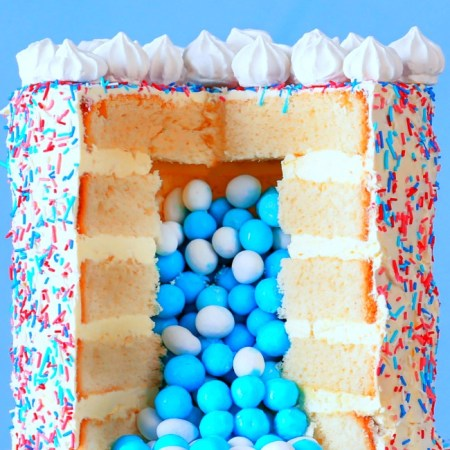 Gender Reveal Cake Ideas - Gender Reveal Party Cakes