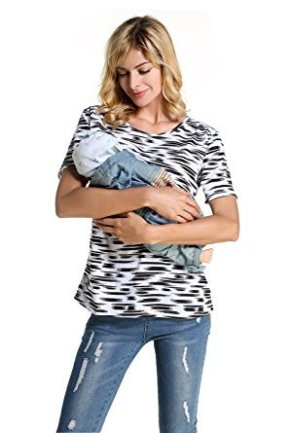 d8f5ea3a41d3c Best Affordable Nursing Clothes All Under  40!