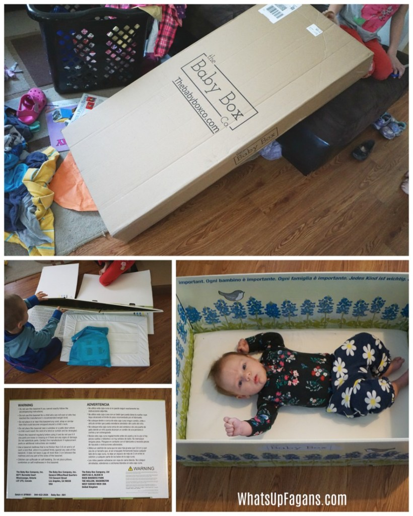 free baby box - how to get a free baby box USA