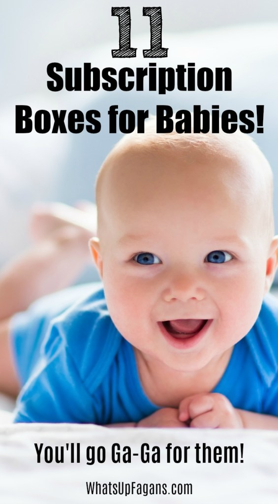 subscription boxes for babies
