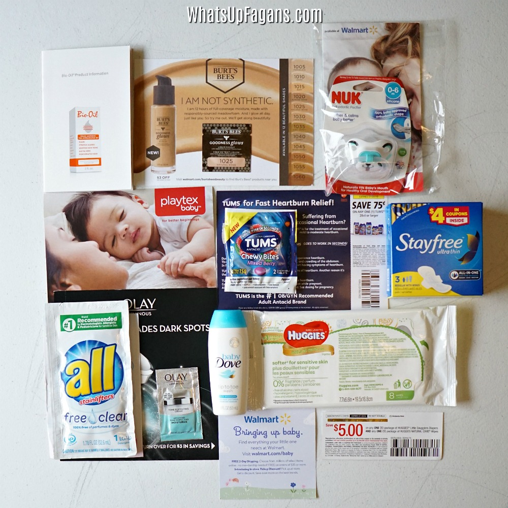 Ongebruikt Here's What You'll Get in a Free Walmart Baby Box BP-13
