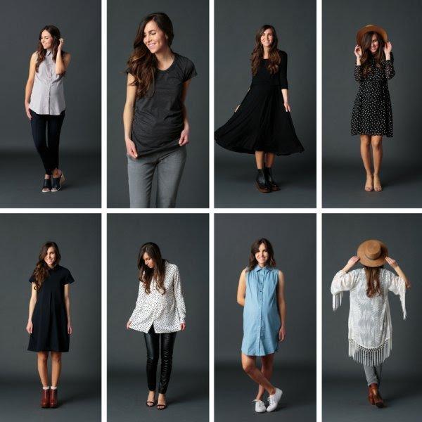 d661f5b2e40 rent maternity wear - dresses, tops, pants from a maternity subscription box