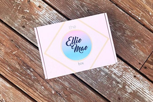 Ellie Mae Subscription box - monthly subscription boxes for pregnancy