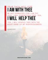 positive scripture Isaiah 41_10