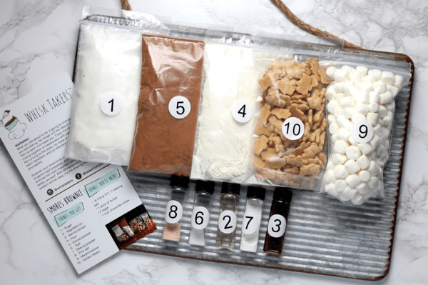 whisk takers monthly baking kit for kids