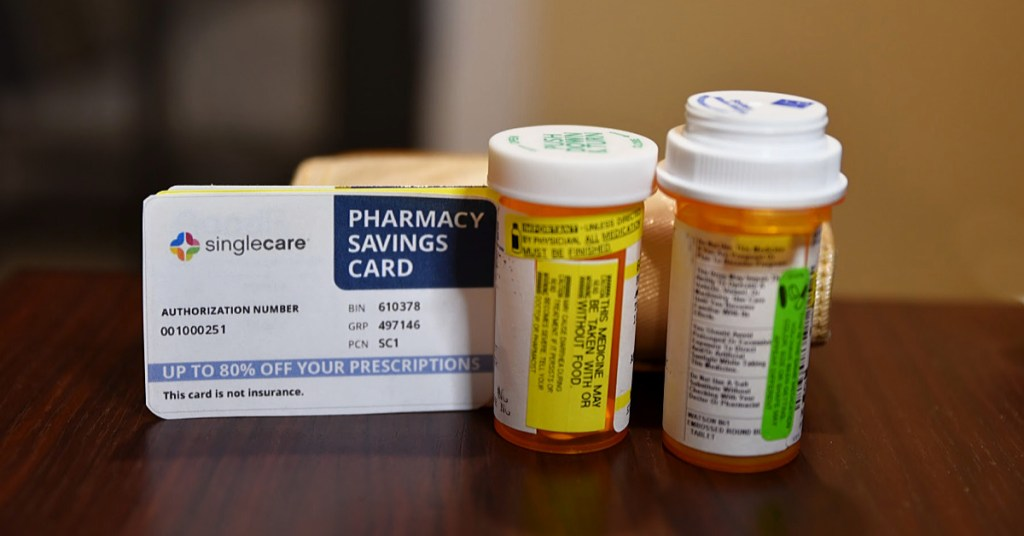 how to save on prescription drug costs using singlecare prescription card and their drug price comparison tool. both will help you get low cost drugs