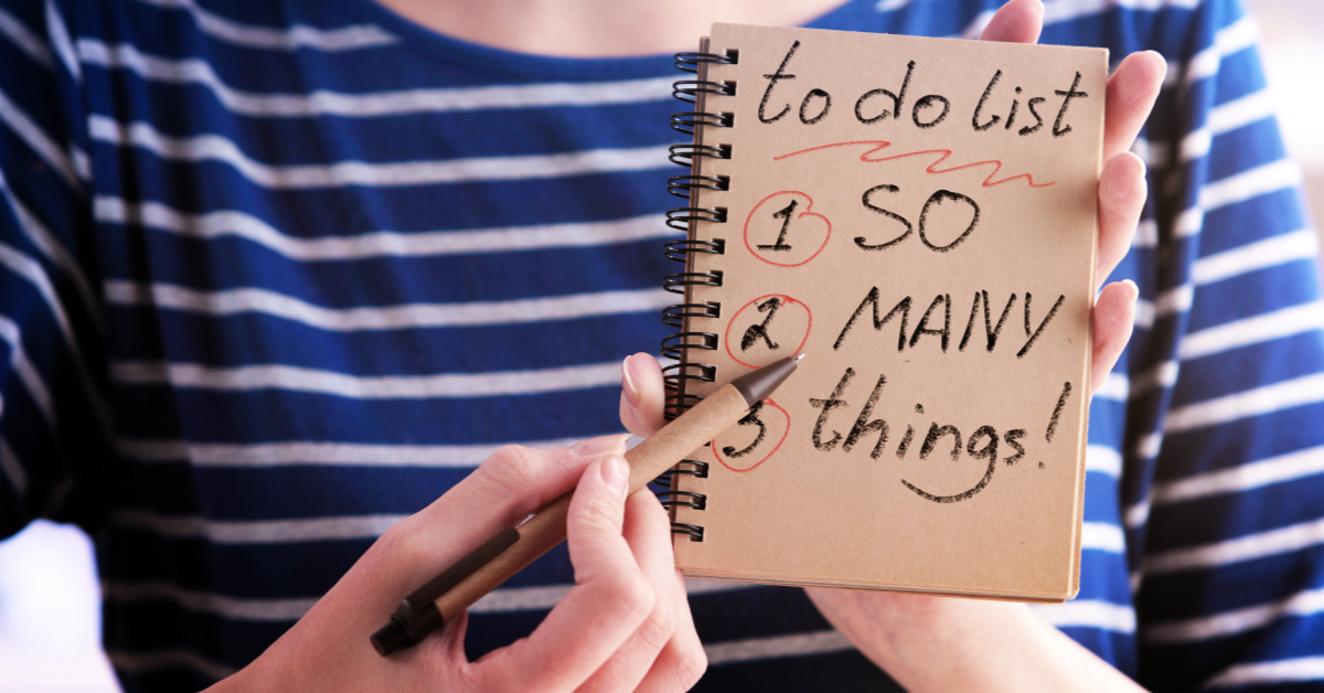 Why To-Do Lists are Overrated and What List You Need Instead