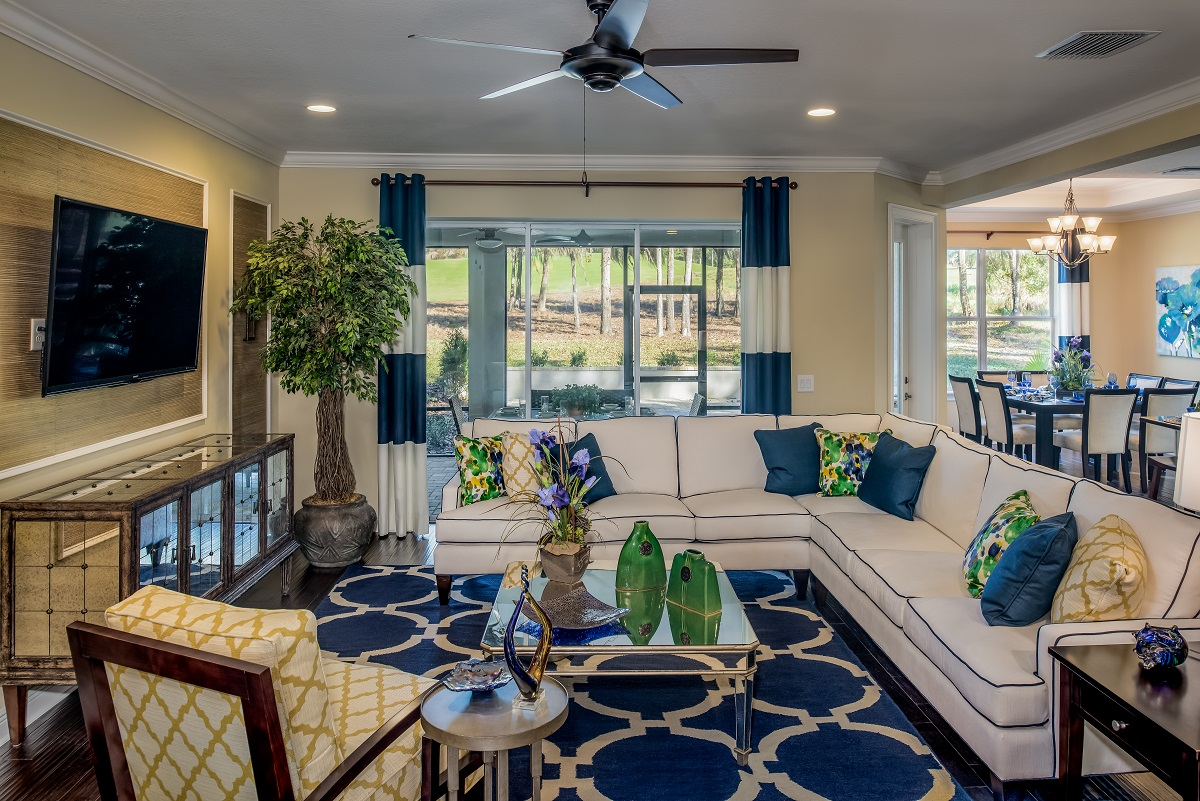 GreenPointe Homes Unveils New Pinemore Model At Southern Hills