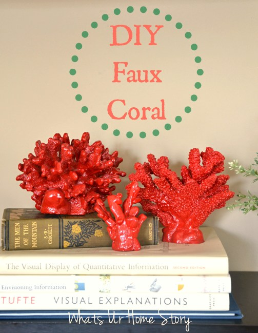 How To Make Coral In 2 Easy Steps Whats Ur Home Story