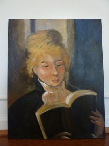 Art Class Progress.....