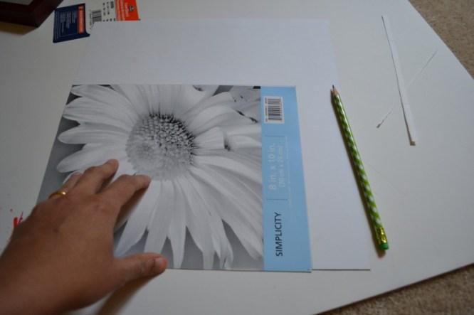 DIY Art Matting