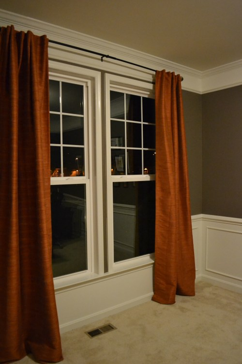 how to hem curtains the easy way - How To Hem Curtains