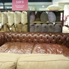 Kensington Leather Sofa Restoration Hardware Argos Patsy Clic Clac Bed Window Shopping The Outlet Whats Ur Home Story Spotted Another Great Couch