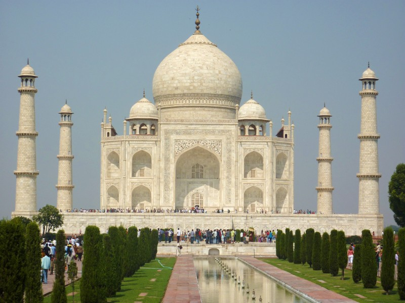 Long Distance Decor  Mughal Architecture  Whats Ur Home