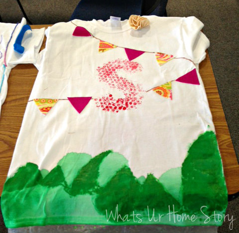 Easy Kid Friendly Art Project