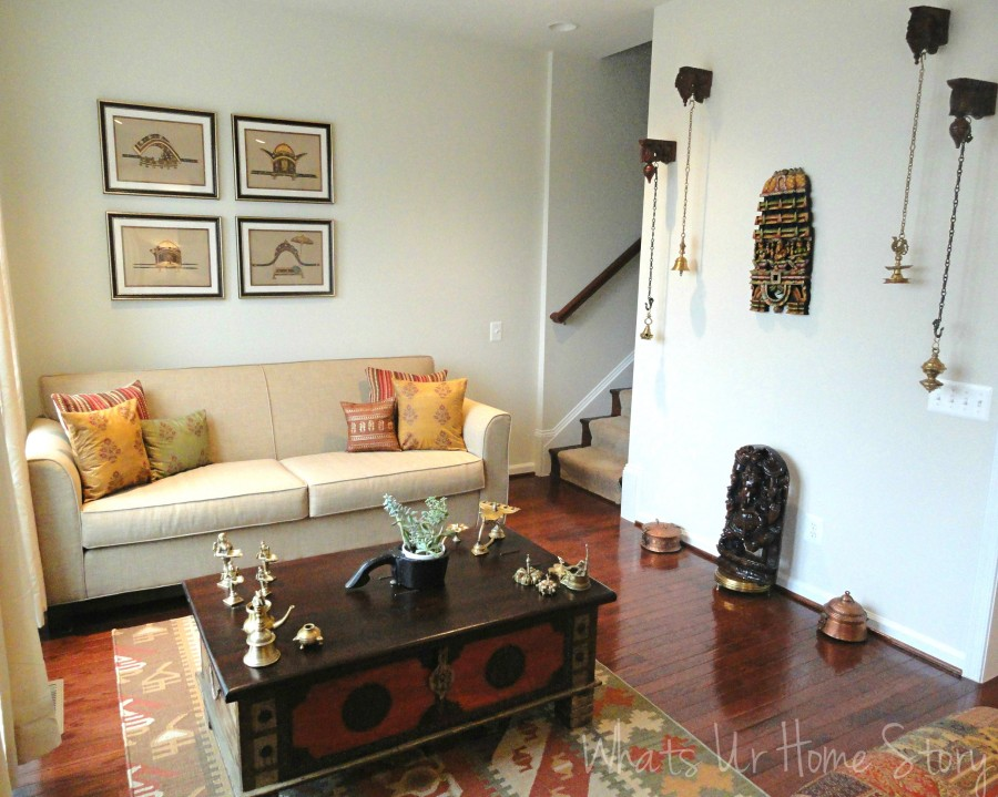 An Eclectic Indian Home Tour