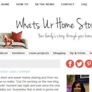 Whats Ur Home Story