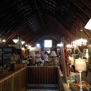 Sweet clover barn