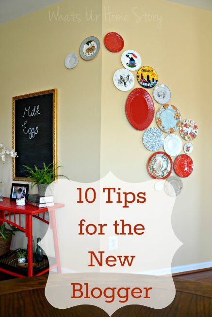 10 Tips for the Would be Blogger