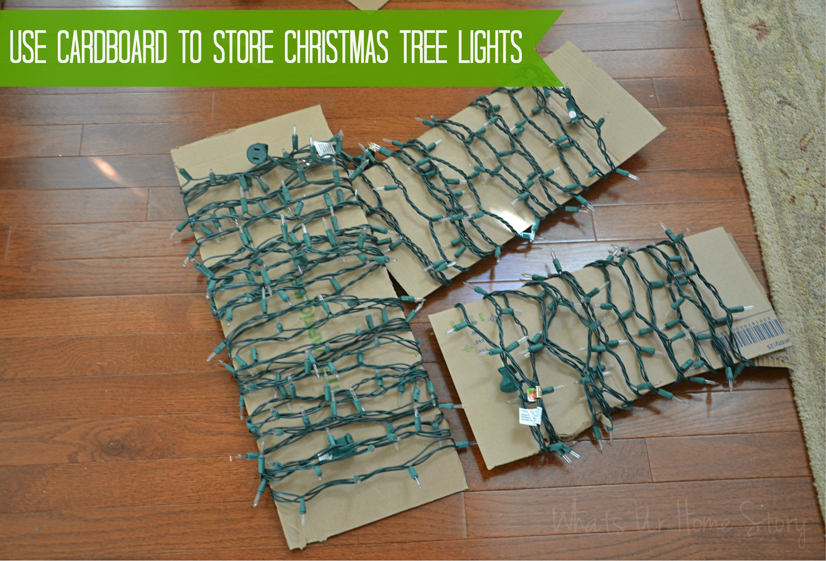 packing up christmas - Best Way To Store Christmas Lights