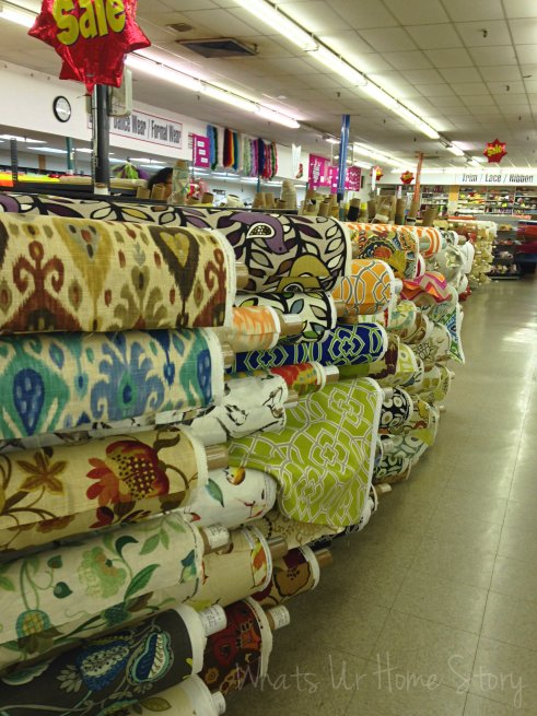 Fabrics Galore   Mary Jos Cloth Store