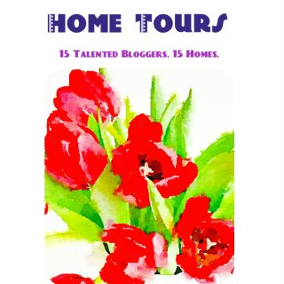 Ringing in Spring  Home Tour