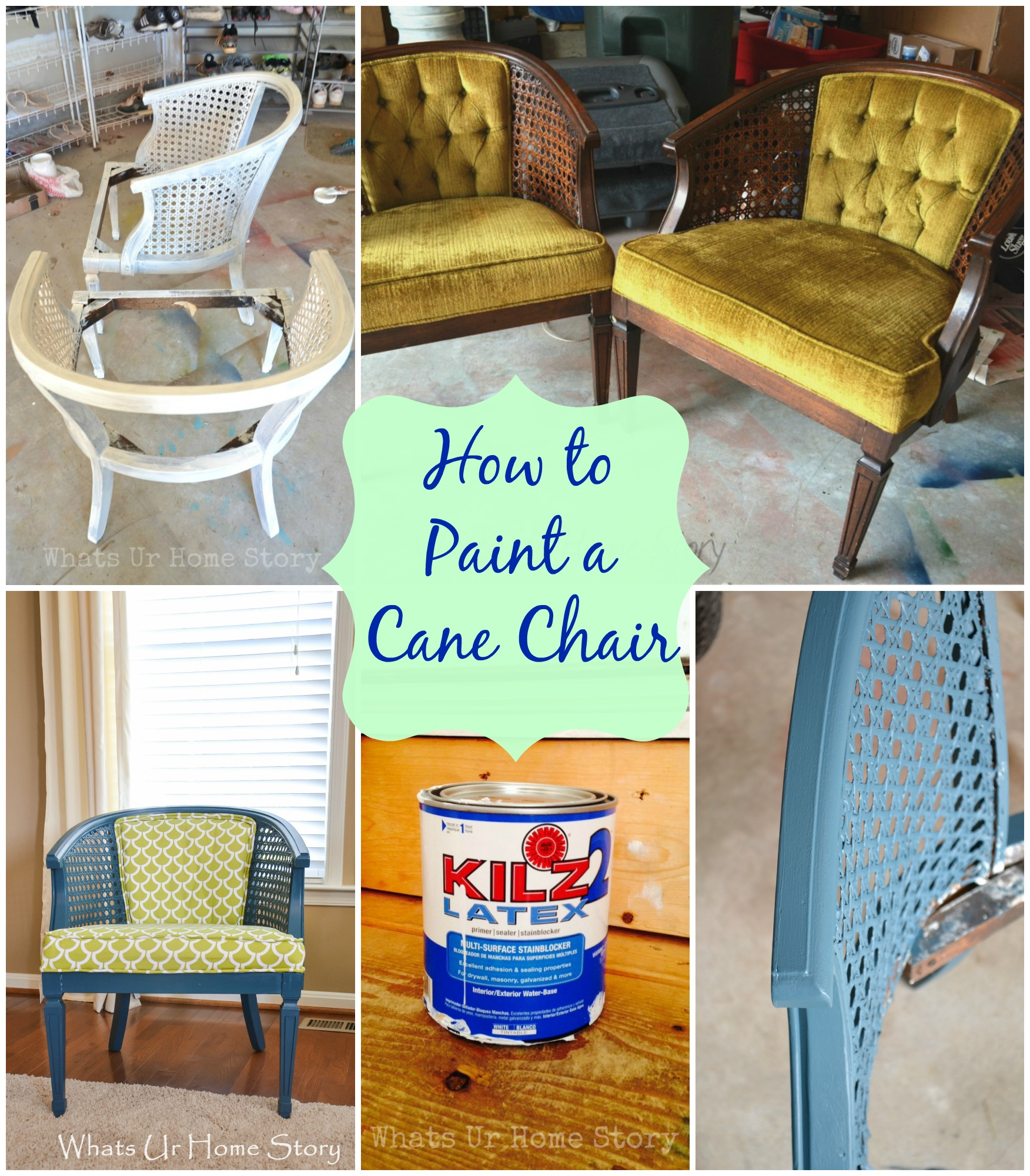 how to cane a chair modern lounge with ottoman paint regular whats ur home story