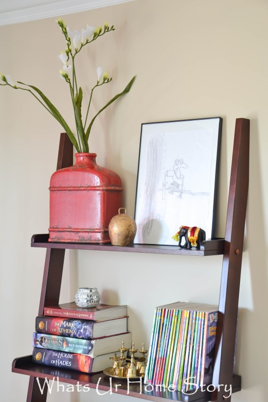 Reading Nook & New Home Tour Page