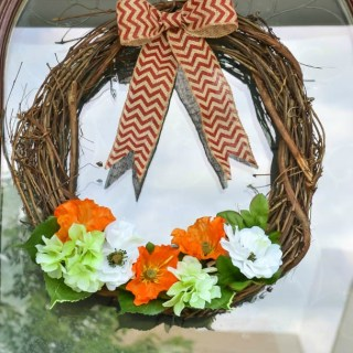 summer wreath diy Whats Ur Home Story