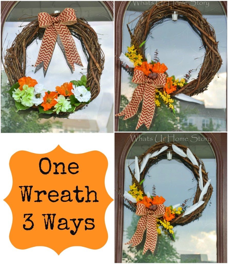 Simple Fall Wreath